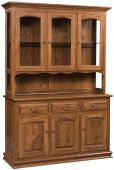 Titusville 3-Door Dining Hutch