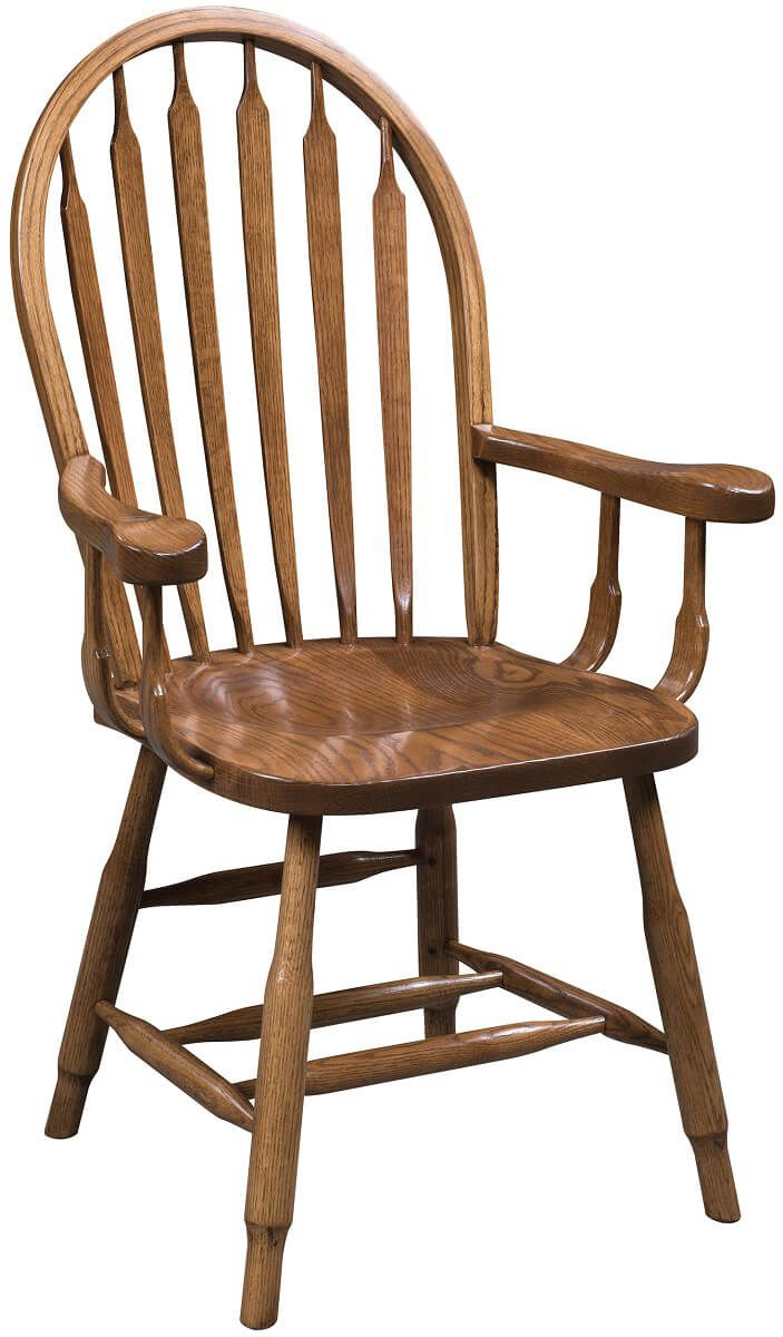 Titusville Bow Back Arm Chair