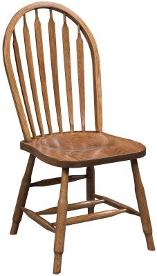Titusville Bow Back Side Chair