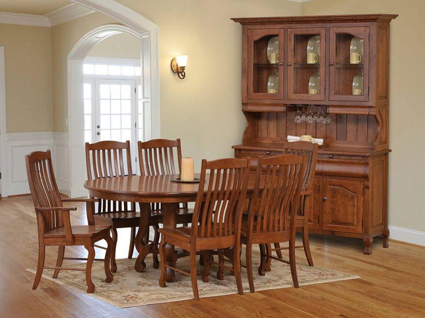 Virginian Formal Dining Room Set - Countryside Amish Furniture
