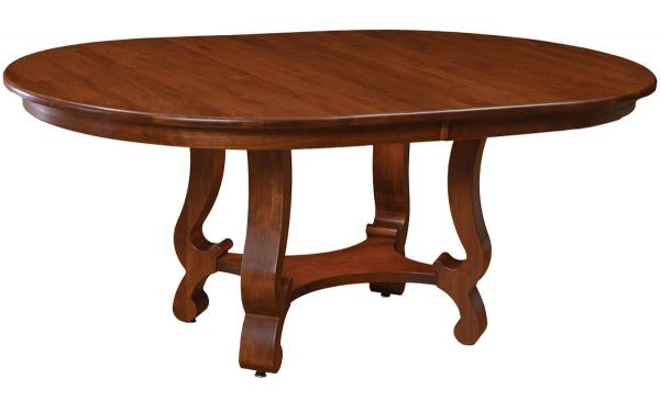 Virginian Pedestal Table