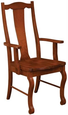 Virginian Plantation Arm Chair