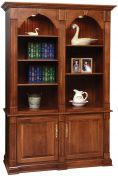 Campbell Double Bookcase