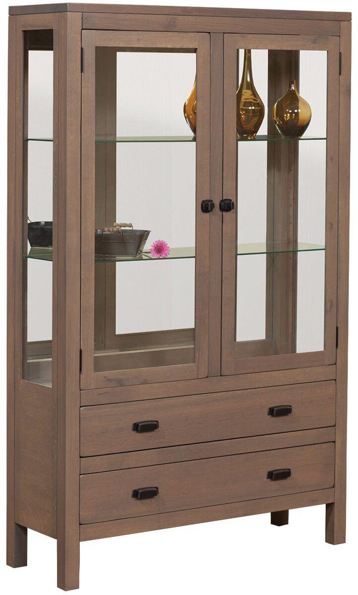 Farrah Curio Cabinet