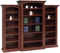 Hagan Deluxe Bookshelf