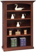 Hagan Raised Panel Bookshelf