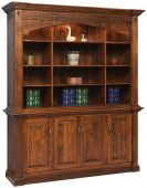 Klaus Executive Bookcase