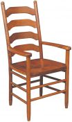 Colonie Ladder Back Kitchen Chairs
