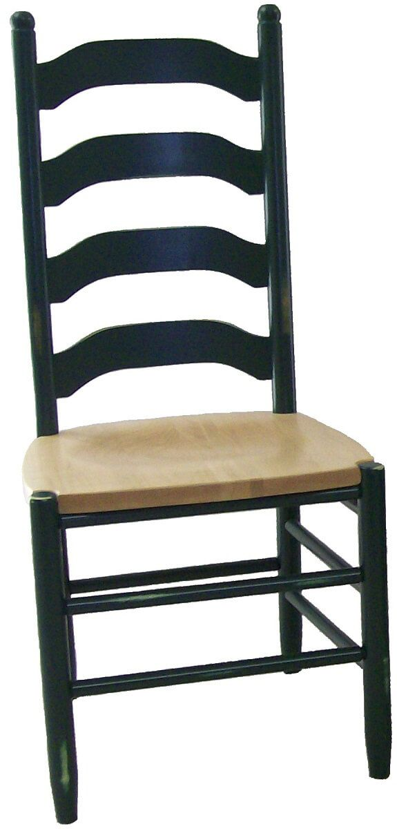 Amish Made Ladder Back Chair