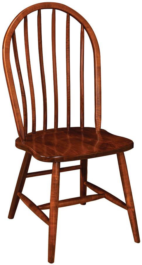Taunton Low Back Spindle Side Chair