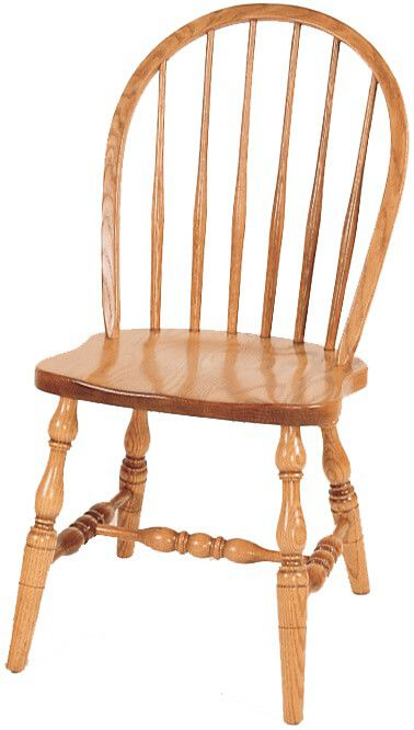 Standard with Wooden Seat
