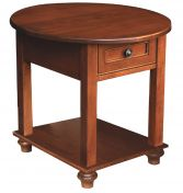 Le Roy Round Side Table