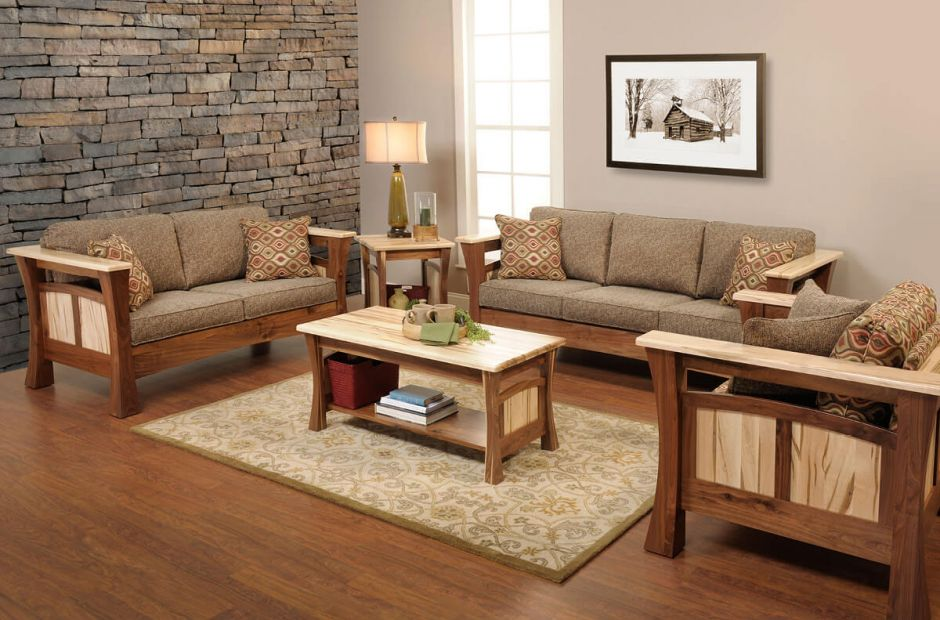 Burwell Living Room Furniture Set image 1