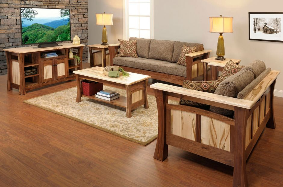 Burwell Living Room Furniture Set image 2