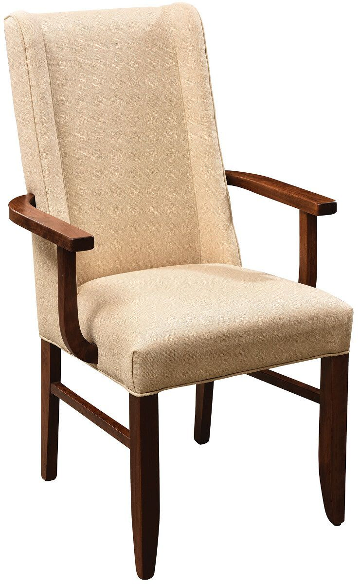 Lake Shore Upholstered Arm Chair