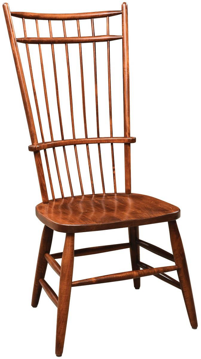 Side Cage Back Chair
