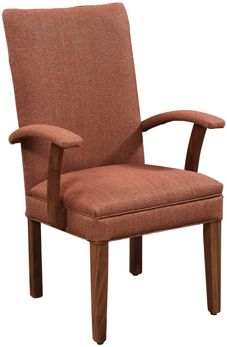 Tazewell Upholstered Arm Chair