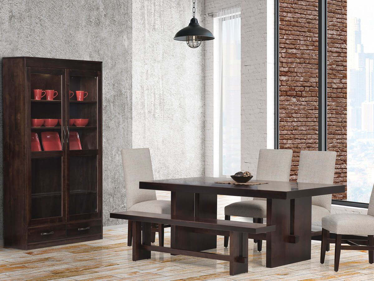 Alabaster Dining Collection