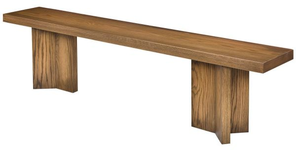 Biscoe Dining Bench