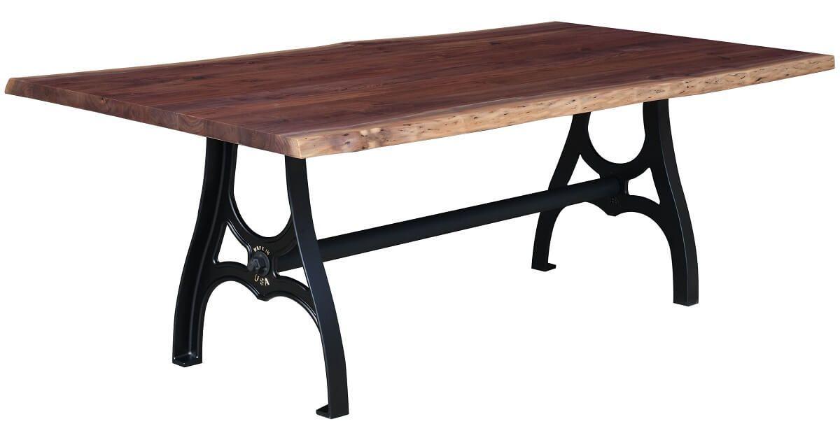 Lasker Live Edge Table