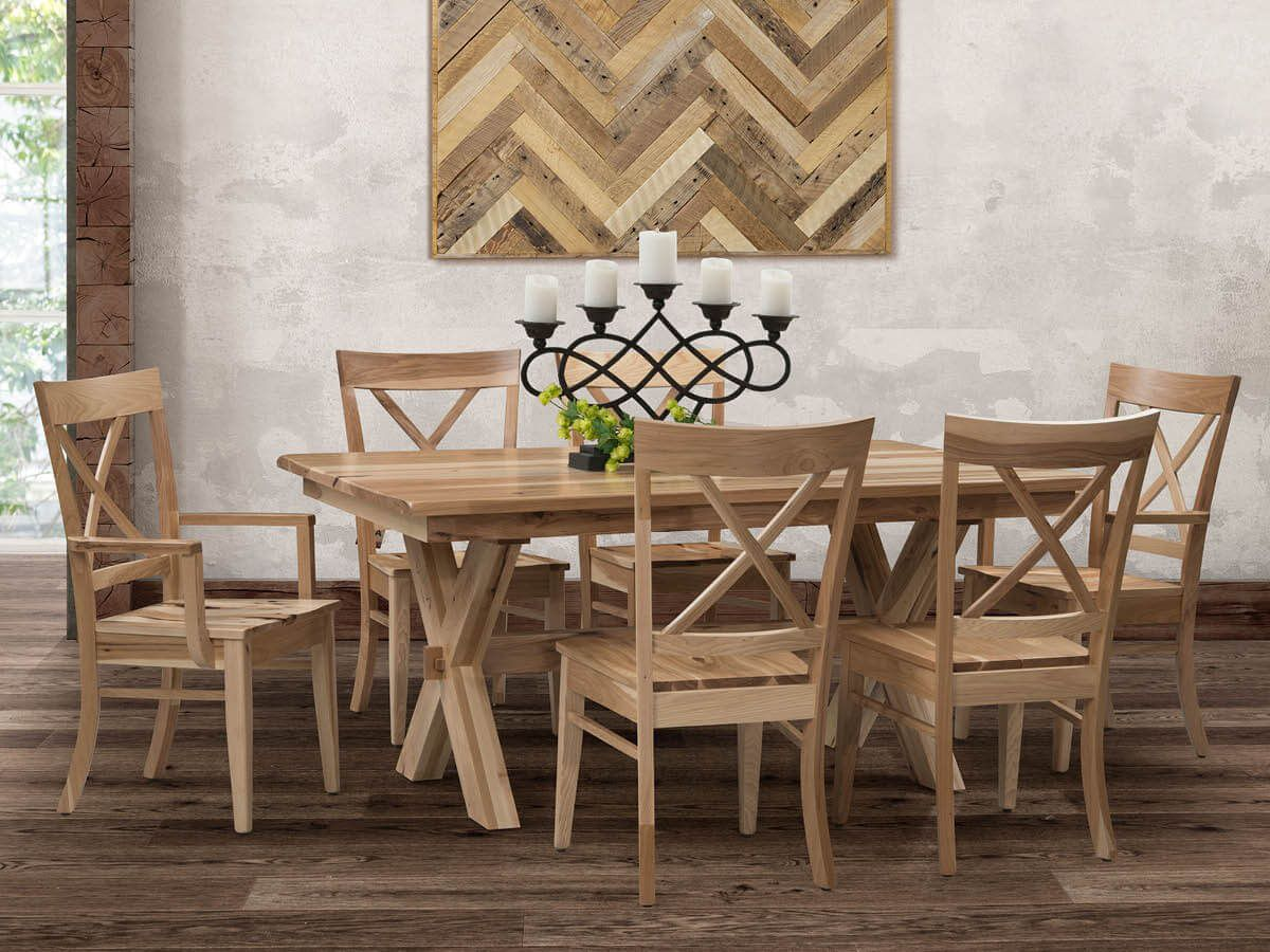 Shown with Pamlico Trestle Table