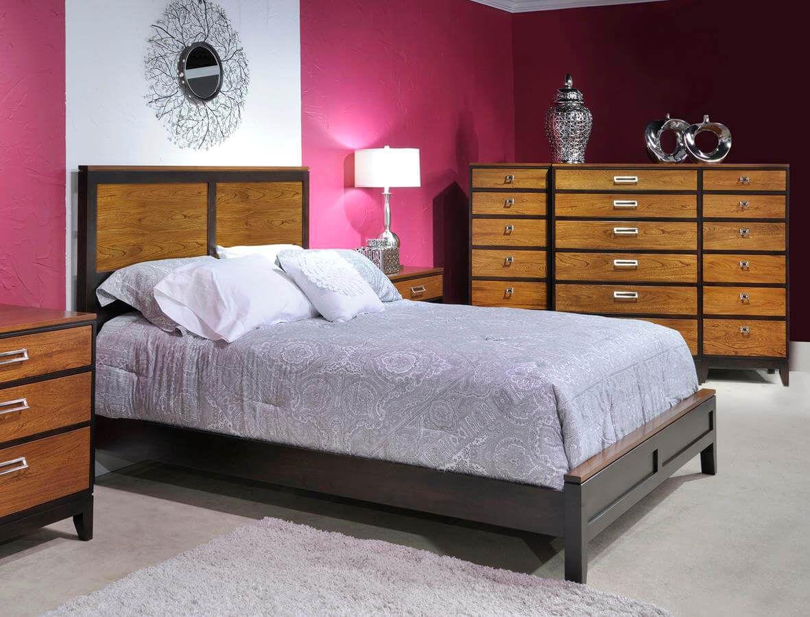 Kadence Modern Bedroom Furniture Set