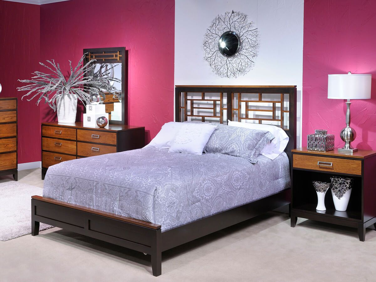 Kadence Modern Bedroom Furniture Set