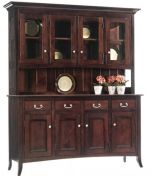 South Hooksett Large Buffet with Hutch