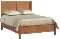 Beauford Bed with Storage