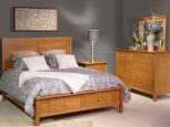 Beauford Bedroom Set with matching storage bed