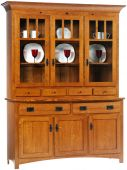 Desert Hills 3-Door China Cabinet