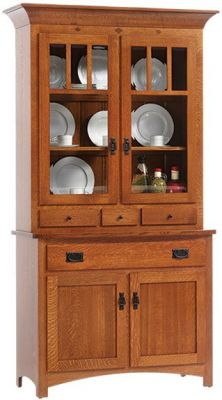 Desert Hills China Hutch