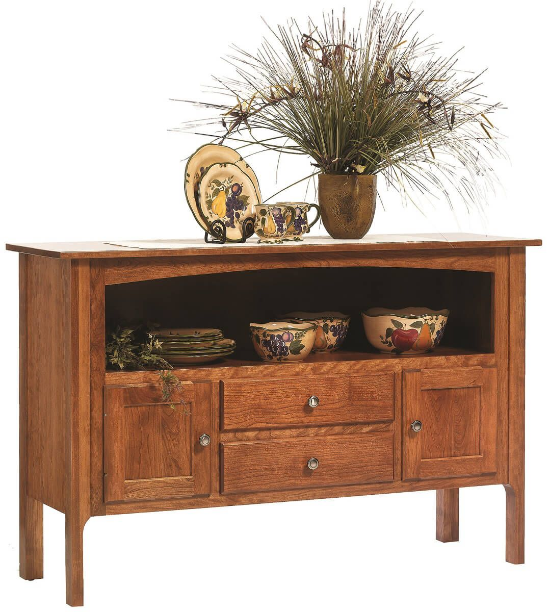 Elisee Shaker Sideboard in Cherry