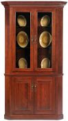 Evendale Court Corner Hutch
