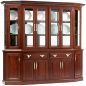 Evendale Court Grande Canted Hutch