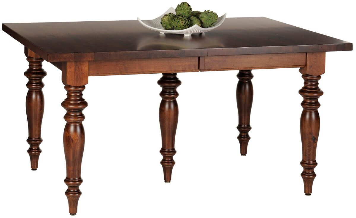 Liberty Park Dining Table in Cherry