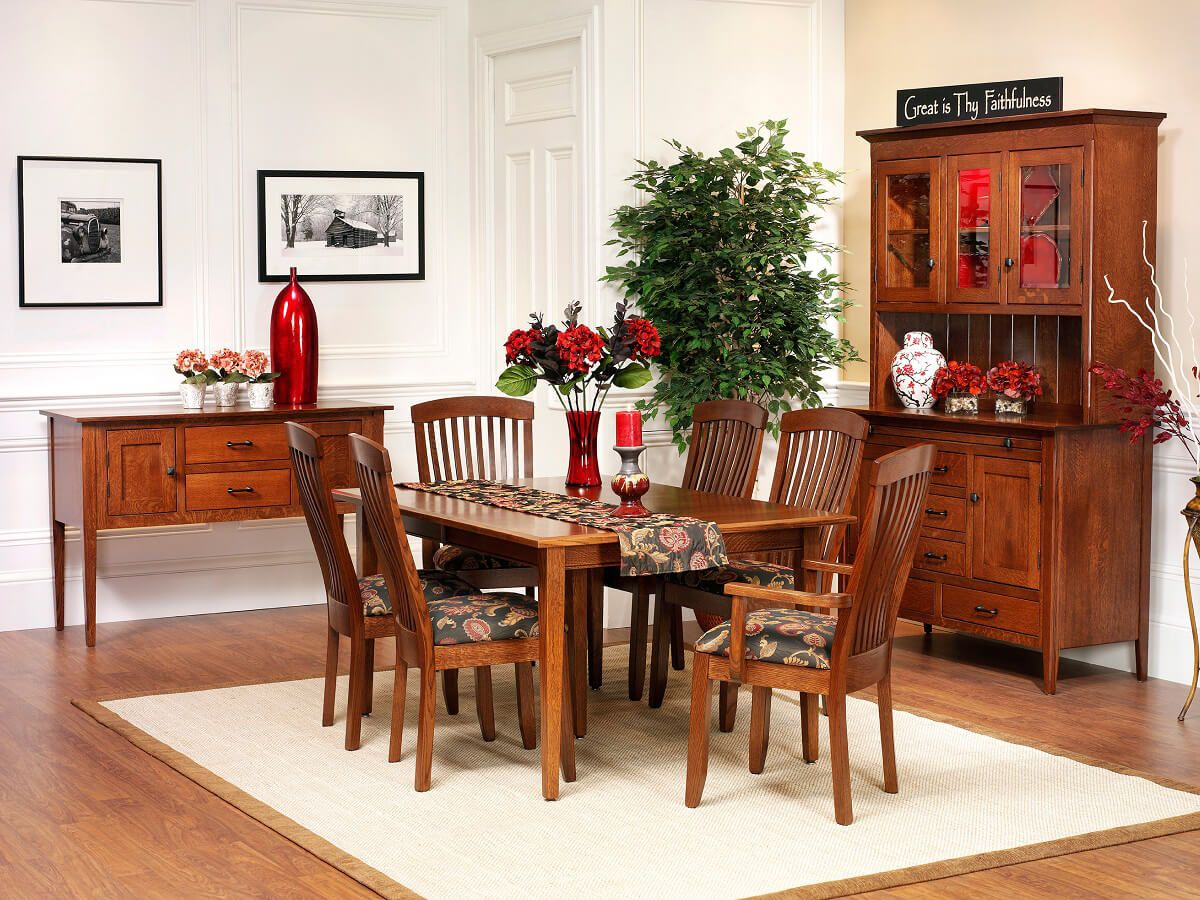 Monmouth Shaker Dining Collection