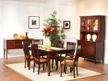 Monmouth Shaker Refectory Table Dining Set