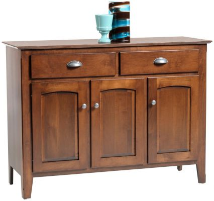 Rachel's Casual Dining Buffet in Brown Maple