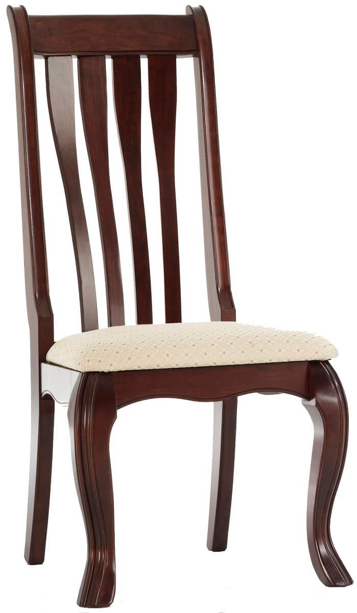 Rockingham Side Chair in Cherry