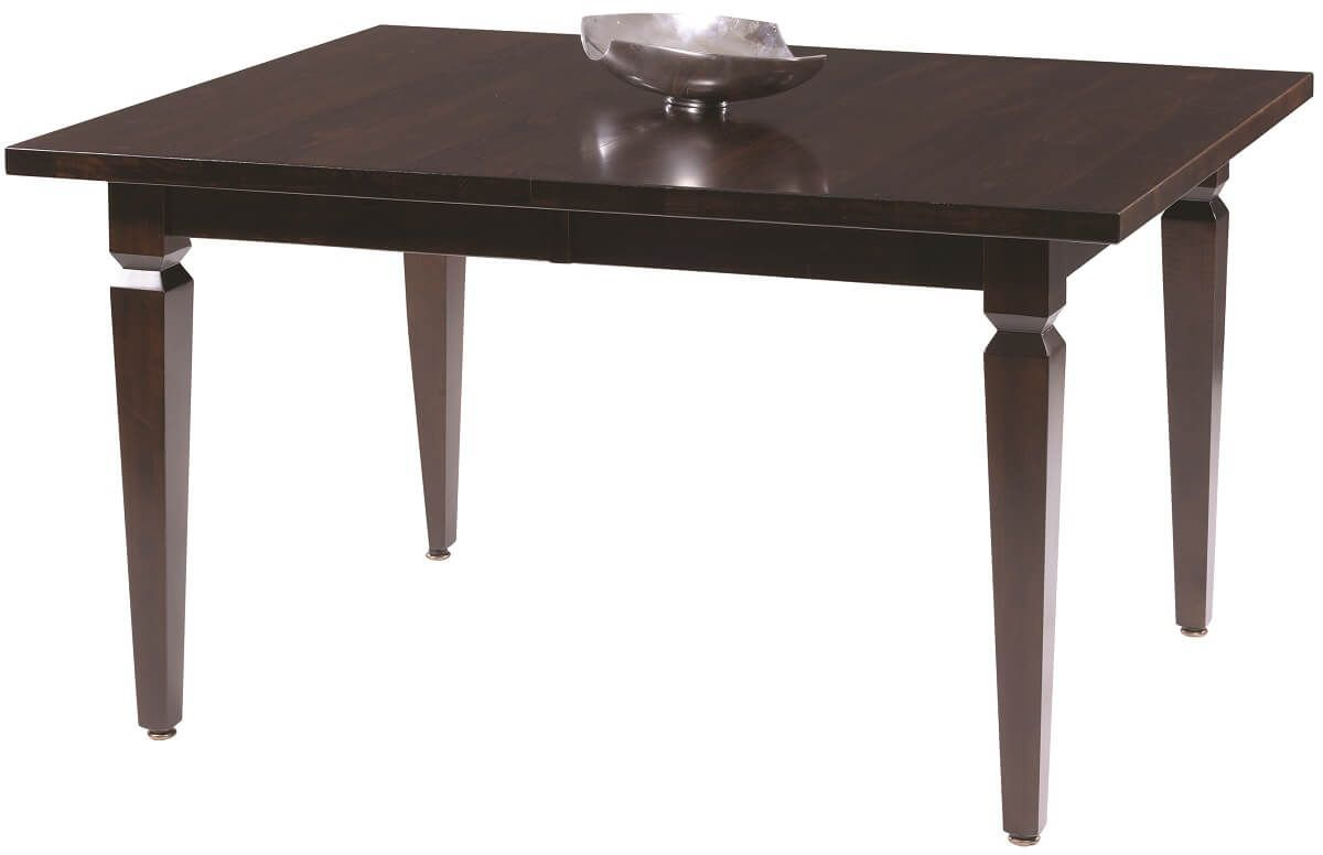 Seguso Modern Leg Table with 18
