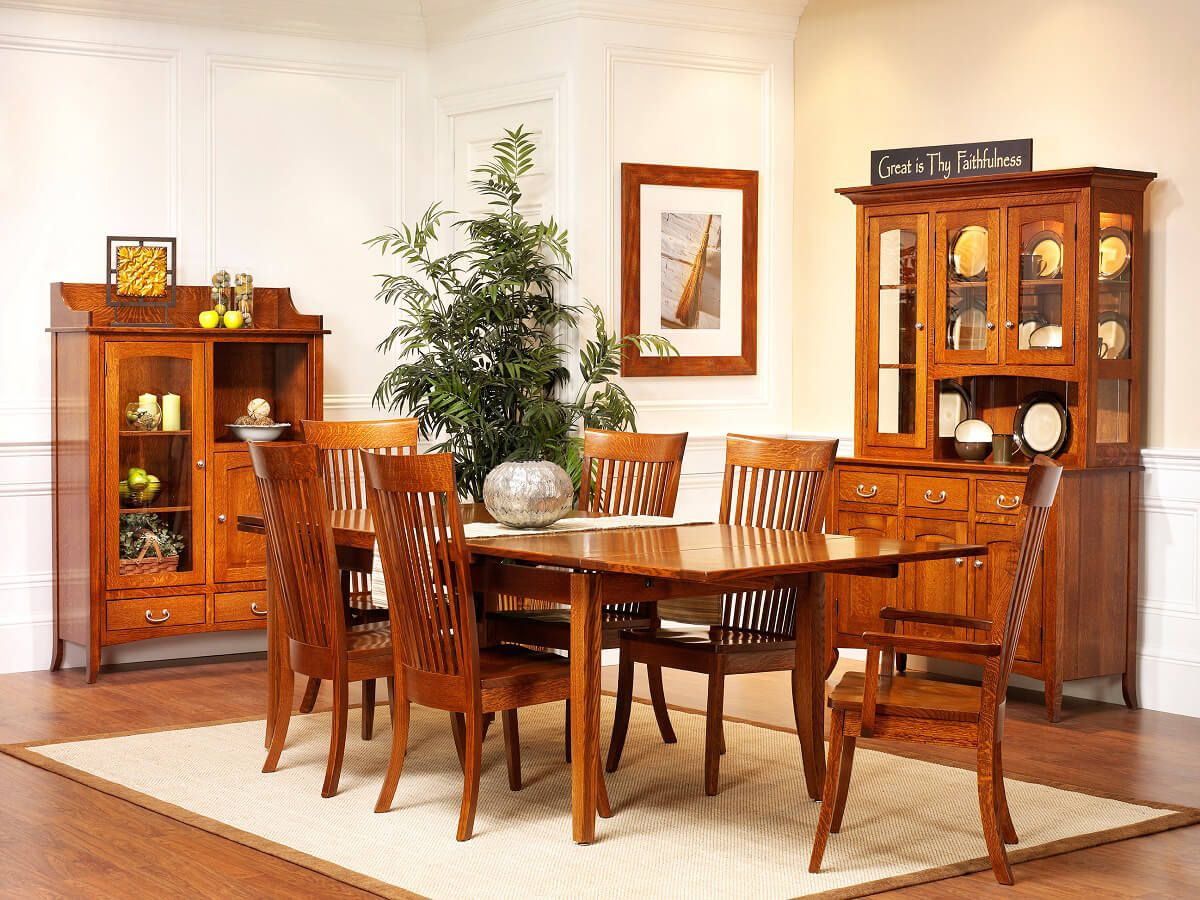 Amish-made South Hooksett Dining Set