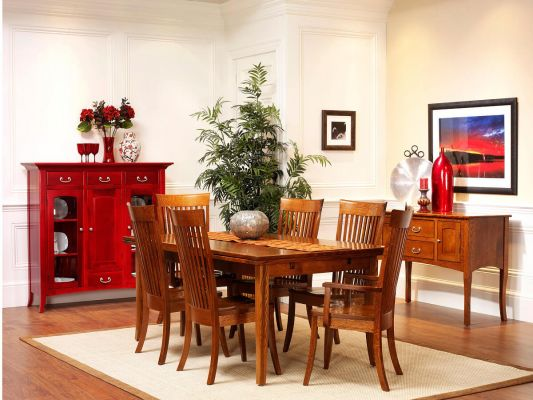 Dining Collection with refectory table
