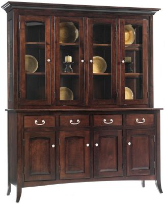 South Hooksett Large China Cabinet