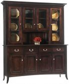 South Hooksett Large China Hutch
