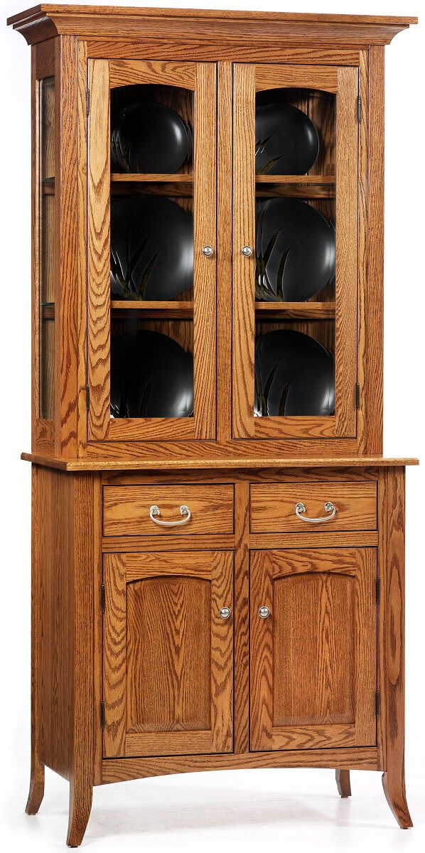 South Hooksett Small 2-Door Hutch