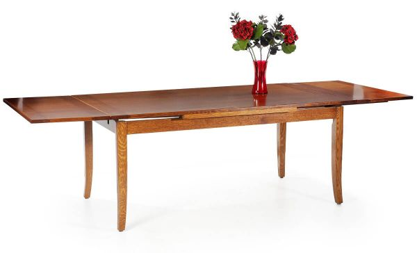 South Hooksett Refectory Table with extensions