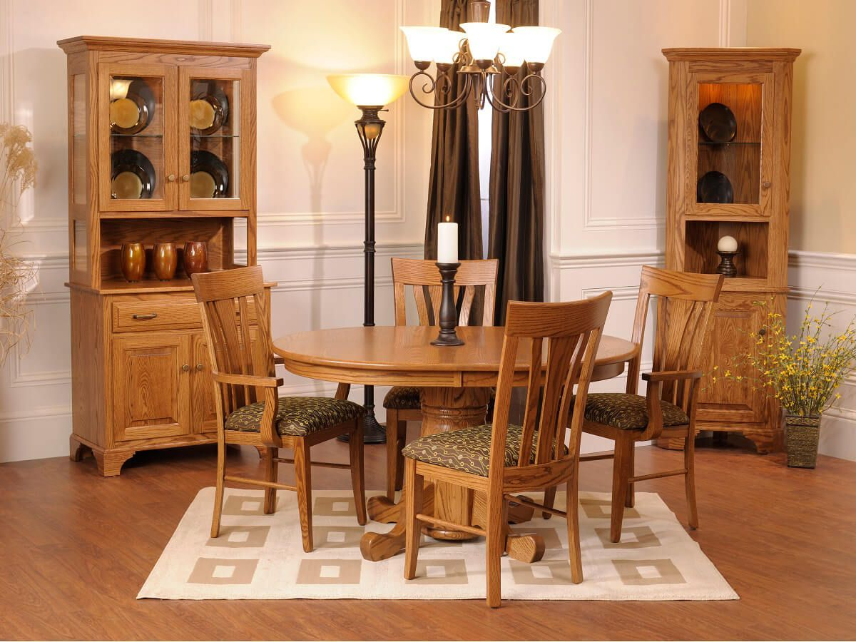 Westland solid wood dining set
