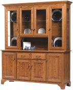 Westland Large Display Cabinet