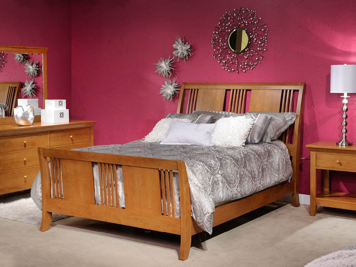 Beauford Amish Bedroom Furniture Set